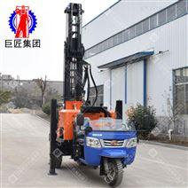 高效风炮钻机FYL-200车载式气动水井钻机