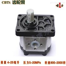 CBTt-F316F3P7 齿轮泵 液压泵