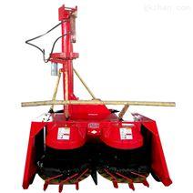 玉米秸秆青贮机价格悬挂式青储秸秆粉碎机