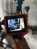 泄漏位置定位型压缩空气检漏相机
