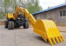 80型小型轮式挖掘机售价