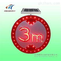 太阳能限高标志牌 交通标志厂家直销