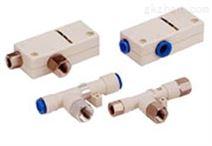 无消声器SMC真空发生器选型描述