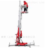移動單桅柱式高空作業平臺