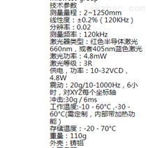 激光位移传感器 型号:h9-MSE-TS803
