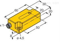进口图尔克TURCK倾角传感器订货号:1534068
