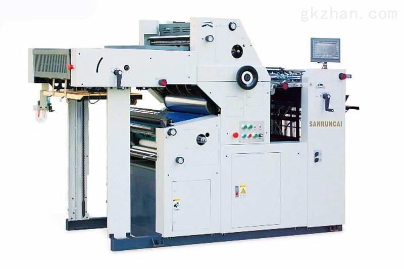 SRC62M大四开双面胶印机