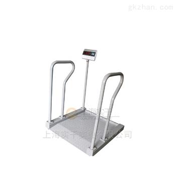 医院不锈钢高精度电子轮椅秤