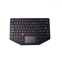 89键户外便携式工控电脑键盘带红色背光