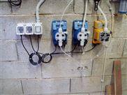 西科电磁计量泵TPG600NHP0800隔膜加药泵