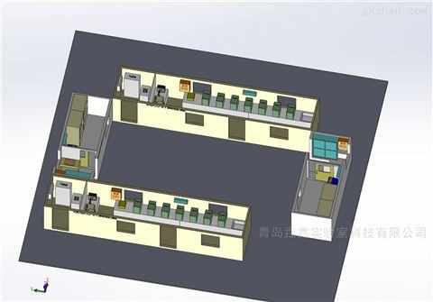 移动集装箱实验室
