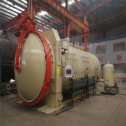中航泰达全自动节能复合材料热压罐设备