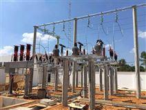 四川35kv高压断路器zw7-40.5电站型真空开关