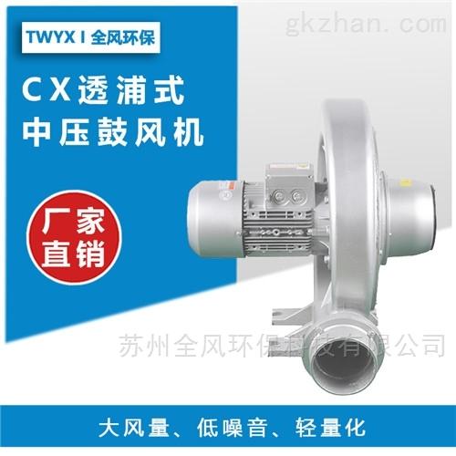 生产供应6.3KW透浦式中压鼓风机