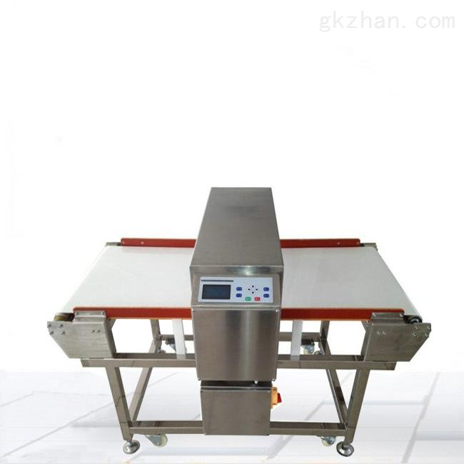水产食品金属检测机带打印