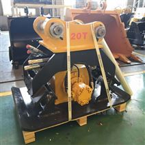 小松60挖掘机振动夯 液压夯实设备