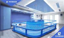漳州全透明玻璃婴儿游泳设备厂家_伊贝莎