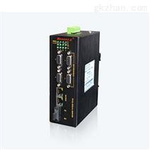 4路RS232+1光2电百兆以太网串口服务器