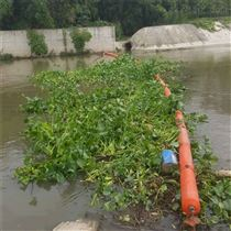 湖泊塑料材质拦污排 pe浮筒香精参数