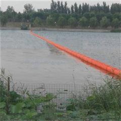 河道自动升降拦污浮筒 浮沫拦截漂