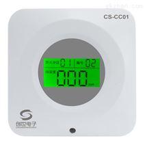 地下车库一氧化碳监测|CO探测器-创世电子