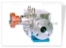 BW保温泵齿轮泵