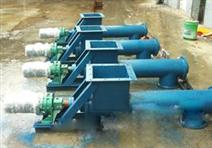 郑州起腾LS型螺旋皮带输送机