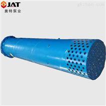 QJR卧式安装耐高温热水潜水泵