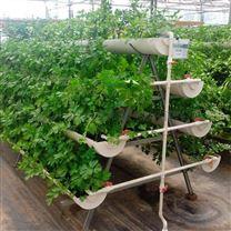 A字型立体管道草莓种植槽基质栽培架