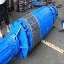 三相矿用潜水电泵_大口径