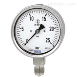 WIKA 威卡波登管压力表 安全型 232.50,233.50