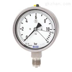 WIKA 威卡波登管压力表 安全型 232.36,233.36