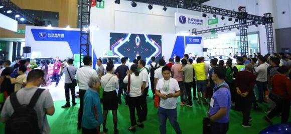 第五届成都国际新能源车展4月24日盛大开幕 周先毅陈赋王天刚等领导出席