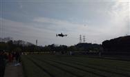 无人机助力五一交通 小长假保障出行一路畅通