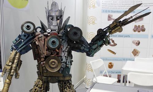 韩国计划到2024年开始使用军事机器人