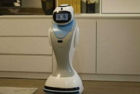 """智能巡檢機器人上崗 為地下綜合管廊做""""健康掃描"""""""
