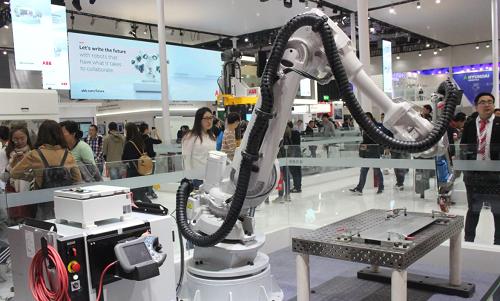 上半年超80亿的资本进入工业机器人,都投哪里了?