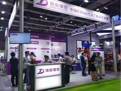 CIROS2019第8届中国国际机器人展 清能德创