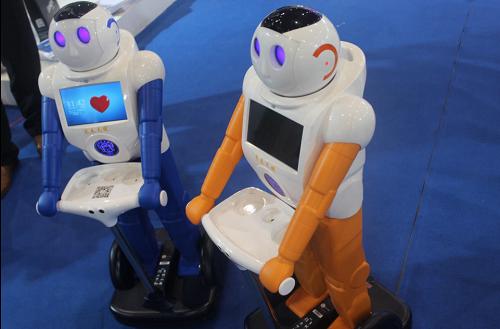 小胖机器人获5亿融资,投后估值近20亿