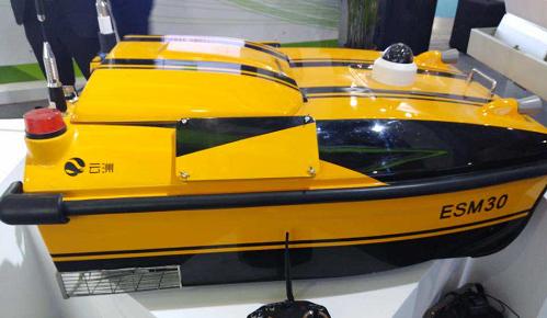 中国首个无人船研发测试基地在珠海建成 计划于年底投入使用
