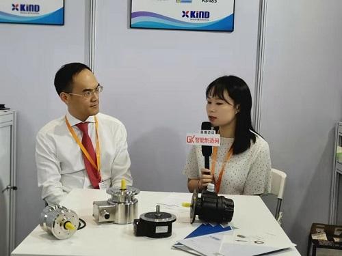 第21届中国国际工业博览会 开地电子
