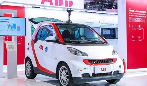 进博会|ABB Ability™高燃气泄漏检测系统亮相中国