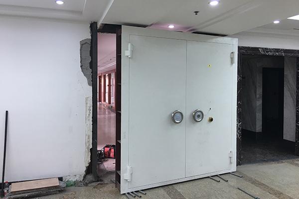 2米大型保险柜