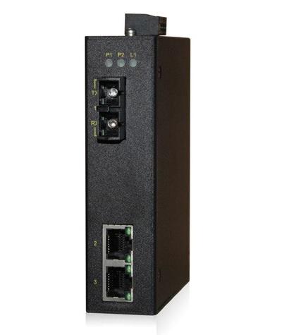 光纤传输常用设备光纤收发器介绍