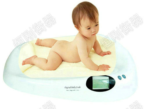 婴儿秤图片