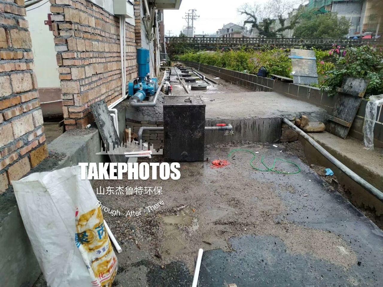 A/O-中水回用一体化污水处理设备货源充足
