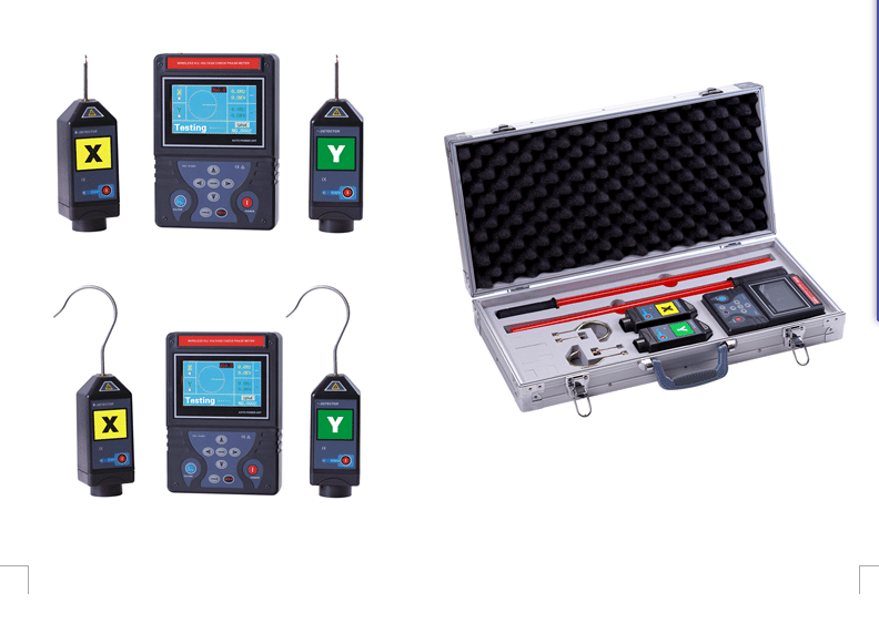 KT7900无线高低压核相仪