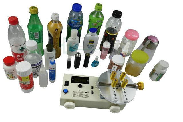 瓶体盖子扭力测试计