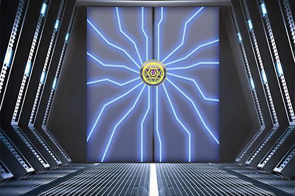 科幻网红门