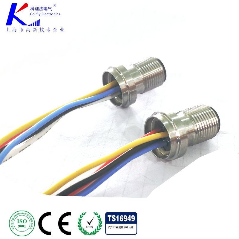 航空插座在环境适应方面的功能 航空插座是一种比较先进的电连接器产品,其材质以及出产手段都是选用国内外先进技术。它选用高强度铝合金材料加工而成,卡口式外槽连接,具有体积小,重量轻,运用方便等长处。广泛适用于电器设备及各类仪器、外表之间的线路连接。